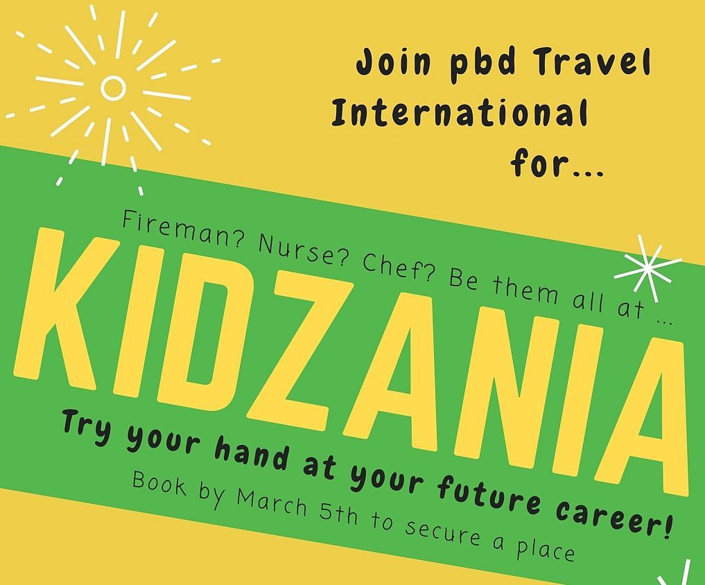 Review about the Visit to Kidzania
